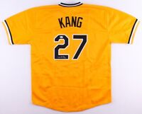 JUNG HO KANG SIGNED PITTSBURGH PIRATES JERSEY w/ JSA COA