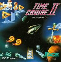 PC Engine / TurboGrafX 16 Spiel - Time Cruise II JAP HuCard