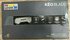 LOOK Keo Blade Road Clipless Pedal (Black)