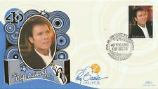 ANTIGUA & BARBUDA 17 JANUARY 2000 SIR CLIFF RICHARD BENHAM FIRST DAY COVER