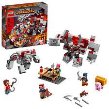LEGO The Redstone Battle Minecraft (21163)