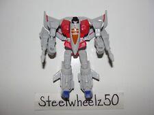 "Transformers Authentics Starscream Action Figure Hasbro 2018 4"" Decepticon 4 1/2"