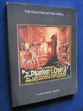 MAKING OF PHANTOM OF THE OPERA wi SIGNED LETTER, MARY PHILBIN to BOOK'S AUTHOR