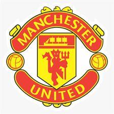 Manchester United UEFA DieCut Vinyl Decal Sticker Buy 1 Get 2 FREE