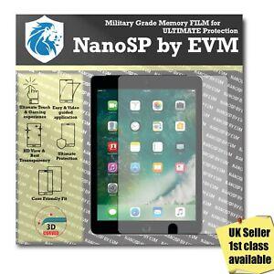 NanoSP Apple iPad Pro 9.7 Screen Protector 2016 TPU Hydrogel FILM Cover