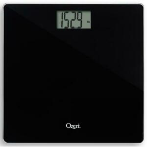 Ozeri Precision Bath Scale 440 lbs 200 kg 50g Sensor Infant Pet Luggage Tare