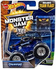 HOT WHEELS MONSTER JAM 1/64 PREDATOR CREATURES TEAM FLAG 2/10