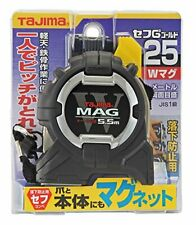 New Tajima Sef G3 Gold double mug 25 5.5m 25mm width meter scale CWM3S2555 japan