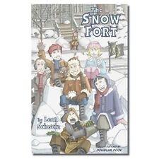 The Snow Fort by Leon Scioscia (2013, Paperback)