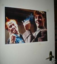 Rik Mayall Colour Door Poster #3 fin The Young ones