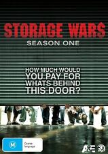 Storage Wars : Season 1 (DVD, 2012, 3-Disc Set) Region 4