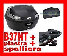 PIAGGIO BEVERLY CRUISER 250 500 07-11 BAULETTO B37NT TECH + ATTACCO E345M + E131