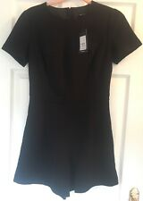 BNWT New Look ladies tailored playsuit - size 10 -RRP £27.99