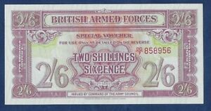 British Armed Forces 2nd Edition 2/6 1948  UNC