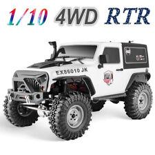 RGT RC Rock Crawler 4WD 1/10 Geländewagen RTR Split-Getriebe Car Hobby Vehicl