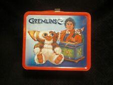 Vintage 1984 Gremlins Lunch Box No Thermos