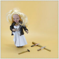 "Child's Play Chucky Bride of Chucky girl pvc Figure 5"" new"