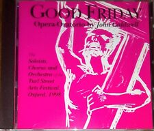 GOOD FRIDAY JOHN CALDWELL CD TURL STREET ARTS FESTIVAL OXFORD 1998 CD