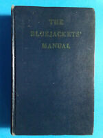 The Bluejackets' Manual United States Navy Sixteenth Edition 1961
