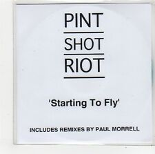 (FO309) Pint Shot Riot, Starting To Fly - 2012 DJ CD