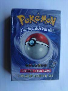 Pokémon 1999 - 2-Player Starter Set Deck trading card game - New & Sealed