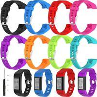 Für Garmin Vivosmart HR+ Plus GPS Uhr Sports Silikon Armband Uhrenarmband Strap