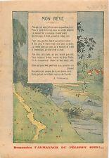 Poèsie Mon Rêve langue d'oc Arsène Vermenouze poète auvergnat Auvergne 1931