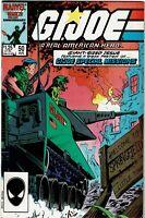 G.I. Joe A Real American Hero #50 - 1st appearance of Zarana - VF Plus