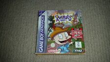 Rugrats Castle Capers Nintendo Gameboy Advance Game Boxed, Cleaned & Tested