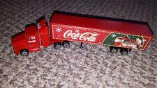 Mini Coca Cola Christmas Truck decor