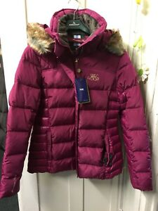 Mountain Horse Belvedere Pink Padded Warm Jacket XS / 8