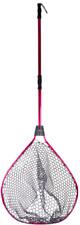 Berkley Large Snapper Fishing Net + Silicone Rubber Deep Pocket Mesh 1209804