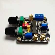 MAX038 high-frequency function signal generator module rectangular wave puls