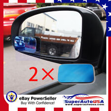 Blue Blind Spot Wide 360 Rotation Convex Rear View Safety Car Mirror for Jeep