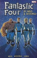 Marvel Fantastic Four Ultimate Collection Book 2 by Waid & Wieringo Comics Youth
