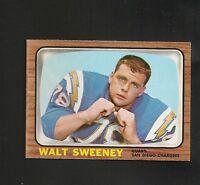 10531* 1966 Topps # 126 Walt Sweeney NM