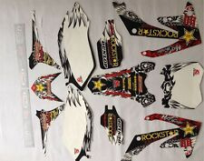 2010-2013 CRF250R motorcycle 3M graphics decals sticker for HONDA dirt pit bike