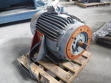 75 HP Toshiba Electric Motor, 1800 RPM, 364TSC 365TSC Frame, TEFC, EQPIII, 575 V