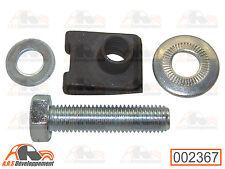 Kit fixation vis agrafes pare-chocs chassis caisse Citroen 2cv dyane ami6 -2371-