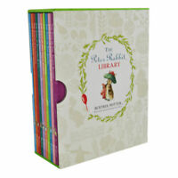 NEW The World of Peter Rabbit 10 Book Collection Beatrix Potter Kids Gift Set!