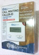 New - Bell Sonecor Be-50Cwl Call Waiting Caller Id Display 50 Name Number Memory