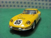 "FERRARI 275 GTB/4 3800cc.Coupè P.Farina ""Nurburgring 1966"" -1/43 Best Model 9280"
