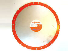 "Diamond Blade, 20"", Norton Clipper, USA, Segmented, Wet, New/Other."