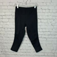 Lululemon Zone In Crop Compression Hi-Rise Tights size 10