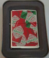 Rare VINTAGE Tabasco Sauce Promotional ZIPPO Lighter circa 1996