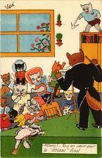"""CATS PC Allons!... Tous en coeur pour le """"Miaou"""" final (a1977)"""