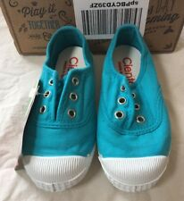 accdba62a2 Cienta -Turquoise Toddler Girls Sneakers Size 25