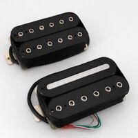 Musicman JP6 Style Guitar Pickups Neck and Bridge 4 wires Coil Split Rail Alnico