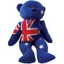 "SKANSEN CUDDLY KID ""G'DAY THE AUSSIE BEAR MINT WITH MINT TAG 09 2003 IND RET EXC"