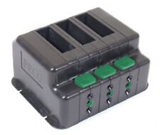 PECO PL-50 Turnout (Point) Switch Module - Holds 3 x PL-26 (not included) T48Pos